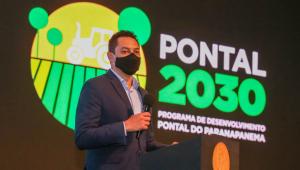 O secretário de Desenvolvimento Regional do Estado de São Paulo, Marco Vinholi