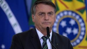 Bolsonaro diz que enviará equipe à Israel para tratar de spray nasal contra a Covid-19