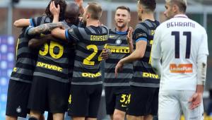 Campeonato Italiano: Inter de Milão vence e dispara na liderança