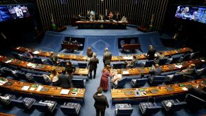 Senado aprova em segundo turno o texto-base da PEC que retoma auxílio emergencial