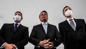 Articulações para o Congresso abrem o caminho de Bolsonaro para 2022