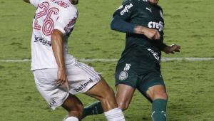 Brasileirão: Palmeiras empata nos acréscimos e tira chances do São Paulo de conquistar título