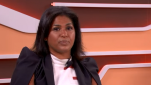 'Nos incomodamos com negras bravas, mas não com brancos agressivos', diz Alexandra Loras sobre 'BBB 21'
