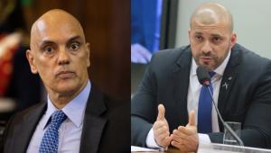 Alexandre de Moraes e Daniel Silveira são individualistas e não se importam com problemas atuais do Brasil