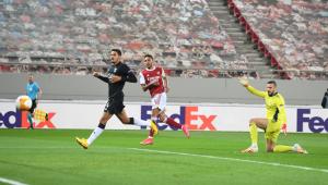 Liga Europa: Arsenal vence, elimina o Benfica e aumenta pressão em Jorge Jesus