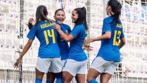 Brasil encerra participação na She Believes Cup com vitória contra o Canadá
