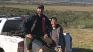 Pai dos goleiros Alisson e Muriel morre afogado em barragem no Rio Grande do Sul