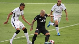 Red Bull Bragantino e Corinthians empatam sem gols na estreia do Paulistão