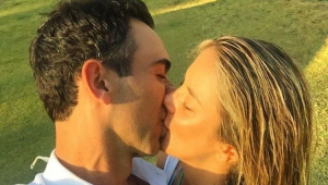 Ticiane Pinheiro faz homenagem a Cesar Tralli: 'Há 7 anos senti o gosto do seu beijo'
