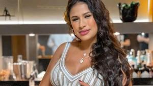 Simone, dupla de Simaria, dá à luz Zaya nos Estados Unidos