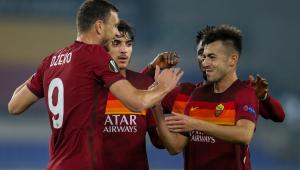 Roma, Milan e Manchester United garantem vaga nas oitavas de final da Liga Europa