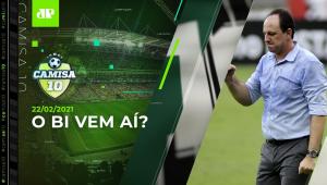 Flamengo de Ceni BATE o Inter e TEM TUDO para ser CAMPEÃO contra o São Paulo! | CAMISA 10 - 22/02/21