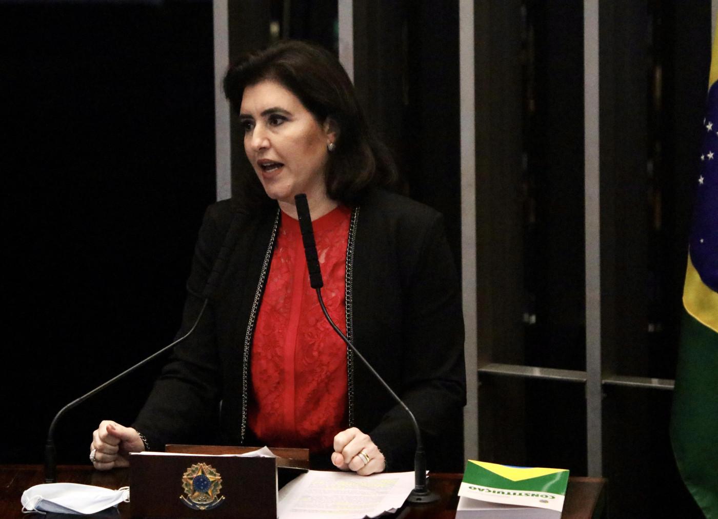 Senadora Simone Tebet