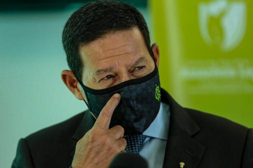 Mourão critica Moraes e diz que não há clima para impeachment de Bolsonaro