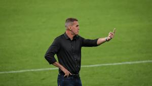 Vagner Mancini valoriza atuação de Luan em derrota do Corinthians: 'Ótimo que queira jogar'
