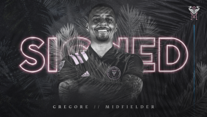 Inter Miami anuncia a contratação do volante Gregore, destaque do Bahia