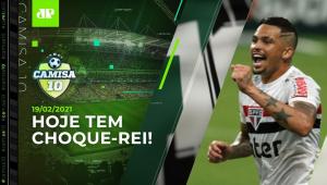 HOJE TEM! São Paulo e Palmeiras fazem JOGÃO no Morumbi! | CAMISA 10 - 19/02/21