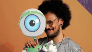 'BBB 21': João Luiz vence prova é o novo líder do reality