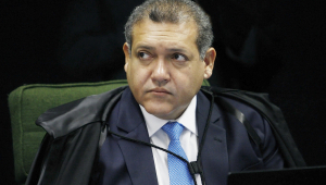 Kassio Nunes do Supremo Tribunal Federal