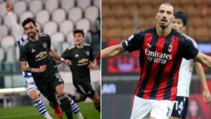 Liga Europa terá Manchester United x Milan nas oitavas de final; veja os confrontos