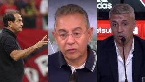 Flavio Prado revela novidade no São Paulo para 2021 após fala de Muricy Ramalho