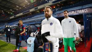 Neymar deve ser opção no banco do PSG para o duelo contra o Barcelona pela Liga dos Campeões