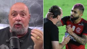 Nilson Cesar se exalta ao falar de São Paulo x Rogério Ceni: 'A ingratidão é podre'