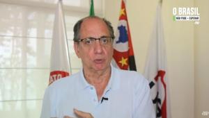Ricardo Patah reforça a importância da reforma fiscal para melhorar a distribuição de renda
