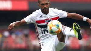 Richarlyson diz que deveria estar na calçada da fama do São Paulo: 'Fiquei chateado'
