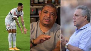 Vampeta revela como funciona 'mala branca' e crava: 'Certeza que o São Paulo vai receber'