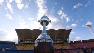 taça da Copa Libertadoes da América feminina