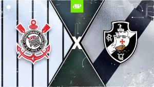 Corinthians x Vasco: assista à transmissão da Jovem Pan ao vivo