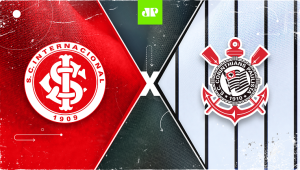 Internacional x Corinthians: assista à transmissão da Jovem Pan ao vivo