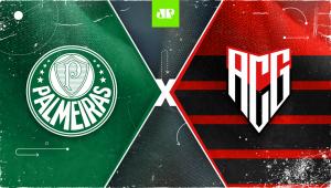 Palmeiras x Atlético-GO: assista à transmissão da Jovem Pan ao vivo