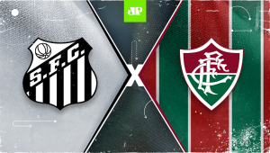 Santos x Fluminense: assista à transmissão da Jovem Pan ao vivo