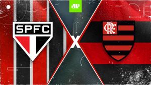 São Paulo x Flamengo: assista à transmissão da Jovem Pan ao vivo