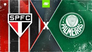 São Paulo x Palmeiras: assista à transmissão da Jovem Pan ao vivo