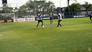 Pensando na temporada 2021, Corinthians integra atletas do sub-20 e sub-23 com o profissional