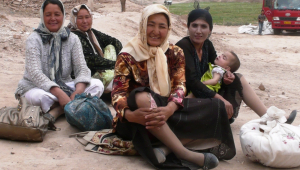 Minoria Uighur que é alvo de perseguições na China