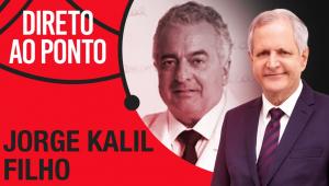 Ao vivo: Dr. Jorge Kalil Filho é o entrevistado do 'Direto ao Ponto'