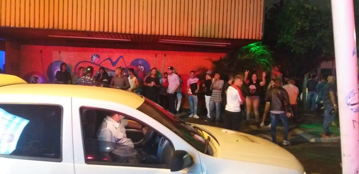 Procon interrompe festa clandestina em casa noturna da Zona Norte de São Paulo