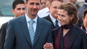 O presidente da Síria, Bashar al-Assad, e a sua esposa testaram positivo para o novo coronavírus
