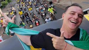 O deputado estadual Silvio Fávero, do Mato Grosso, faleceu de Covid-19