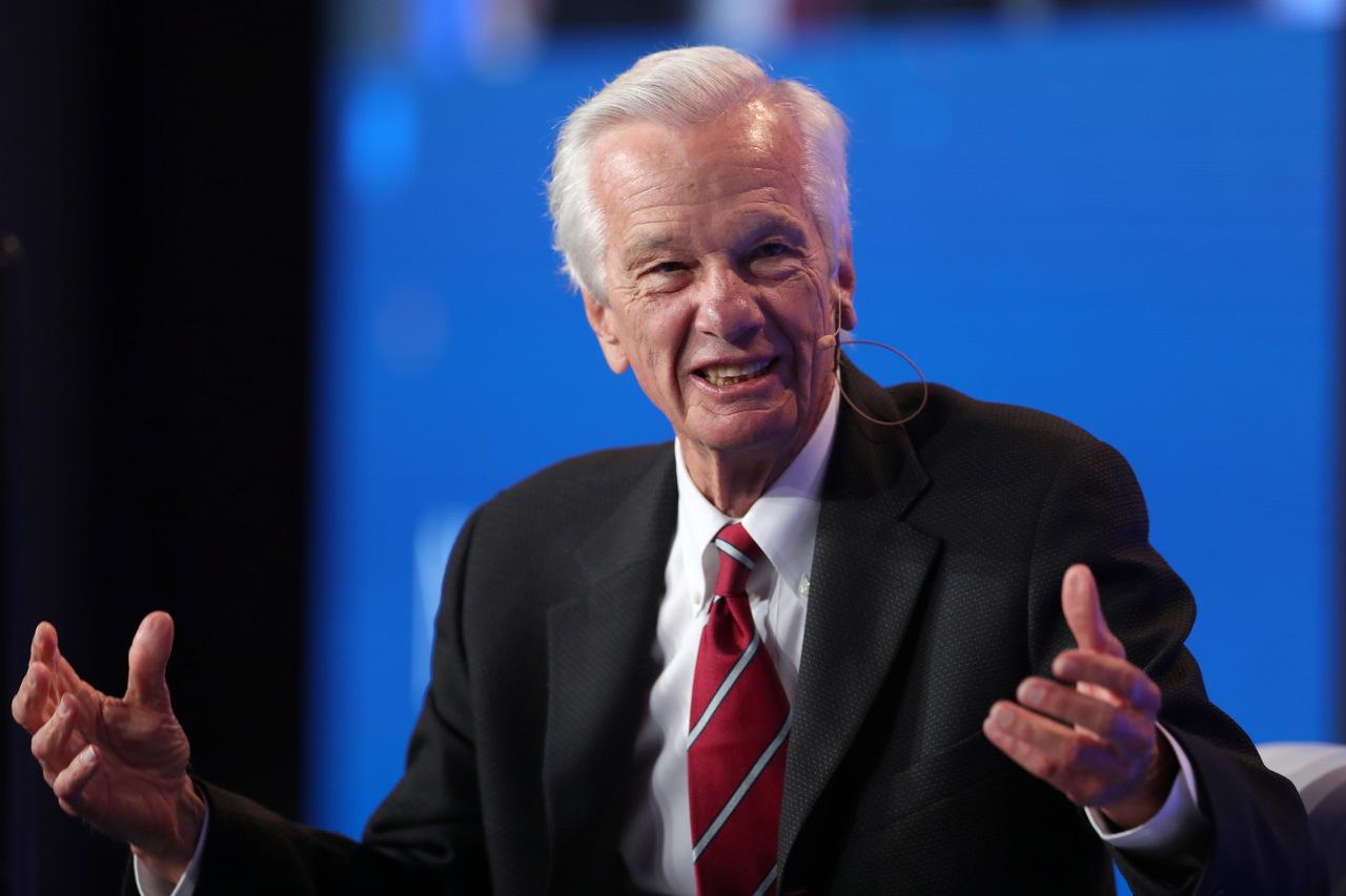 Jorge Paulo Lemann, de 81 anos, é membro do conselho desde a fundação da Kraft Heinz, em 2015