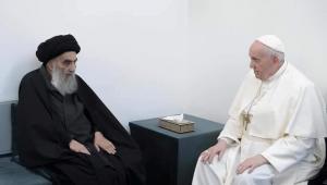 No Iraque, Papa Francisco tem encontro histórico com aiatolá Ali al-Sistani