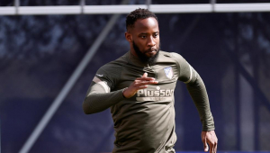 Moussa Dembelé, do Atlético de Madrid