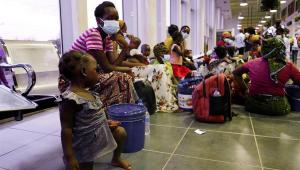 Refugiados de Palma chegam a Pemba, também em Moçambique após ataques jihadistas