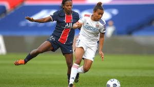 PSG x Lyon pela Liga dos Campeões feminina