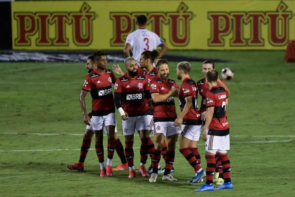 Flamengo x Bangu pelo Campeonato Carioca