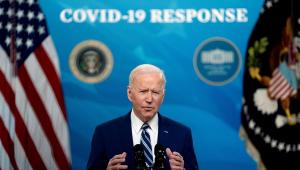 Presidente Joe Biden anuncia aceleração na campanha de vacinação contra a Covid-19